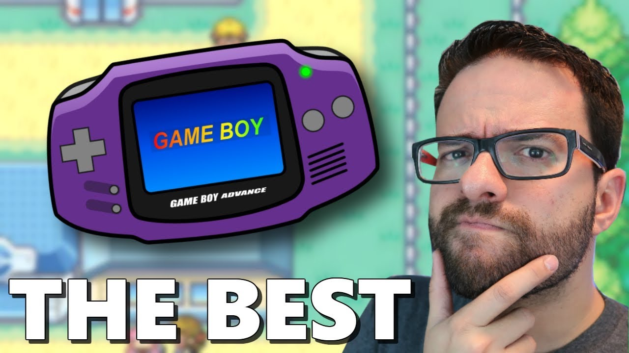 The BEST way to play GBA games!