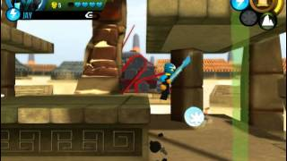 Lego Ninjago: The Final Battle Game PC Gameplay