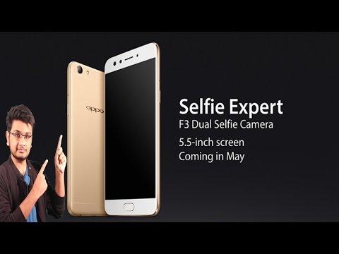 OPPO F3 PLUS Dual Selfie Camera | Best Selfie?????
