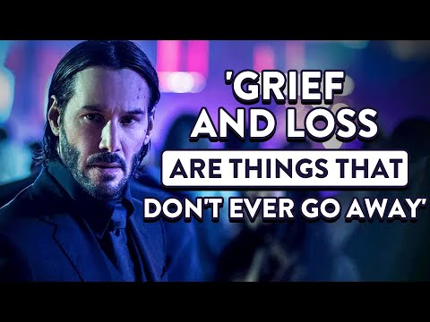 Tragic Real-Life Story Of Keanu Reeves   ⭐OSSA