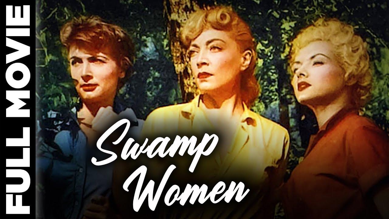 Swamp Women (1956) | American Adventure Film | Carole Mathews, Beverly Garland