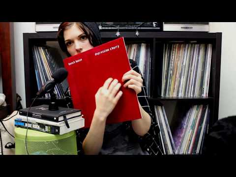 ASMR ~ Showing You My Record Collection ~ Soft Spoken, Crinkling, Pretty Vinyl