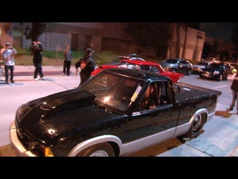 STREET OUTLAWS – Busted on the streets of L.A.