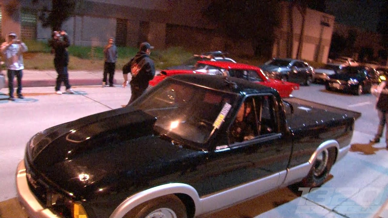 Street Outlaws Busted On The Streets Of L A