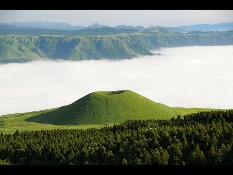 Incredible Tourism at Kumamoto, Japan