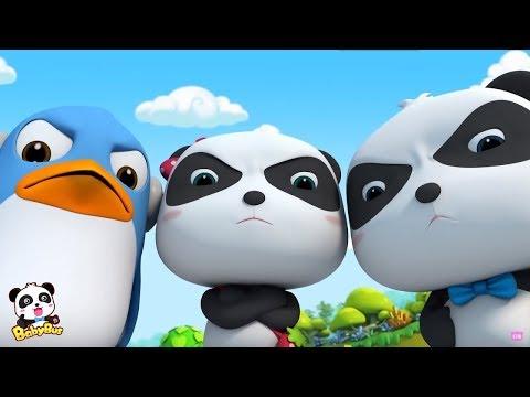 驴Qui茅n Rob贸 Los Pasteles? | Dibujos Animados Infantiles | Kiki y Sus Amigos | BabyBus