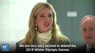 Ivanka Trump in South Korea to attend PyeongChang Olympics closing ceremony