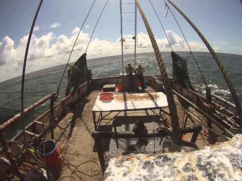 Seabob trawling