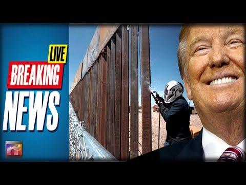 IT'S HAPPENING! Trump Just Got The WALL!