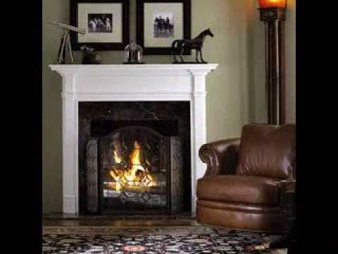 corner fireplace decorating ideas - Corner Fireplace Design Ideas