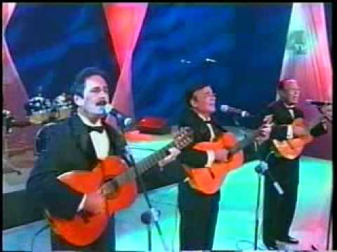 Los Tres Reyes - Sombras ( Pasillo )