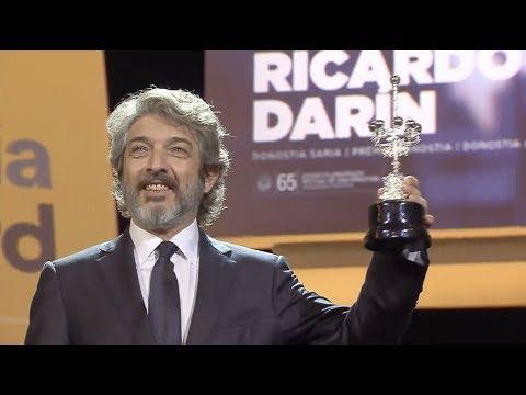 Gala entrega de Premio Donostia Ricardo Darín - 2017