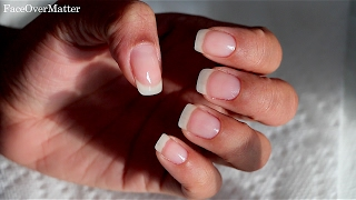 GROOMING MY NATURAL NAILS | FaceOverMatter