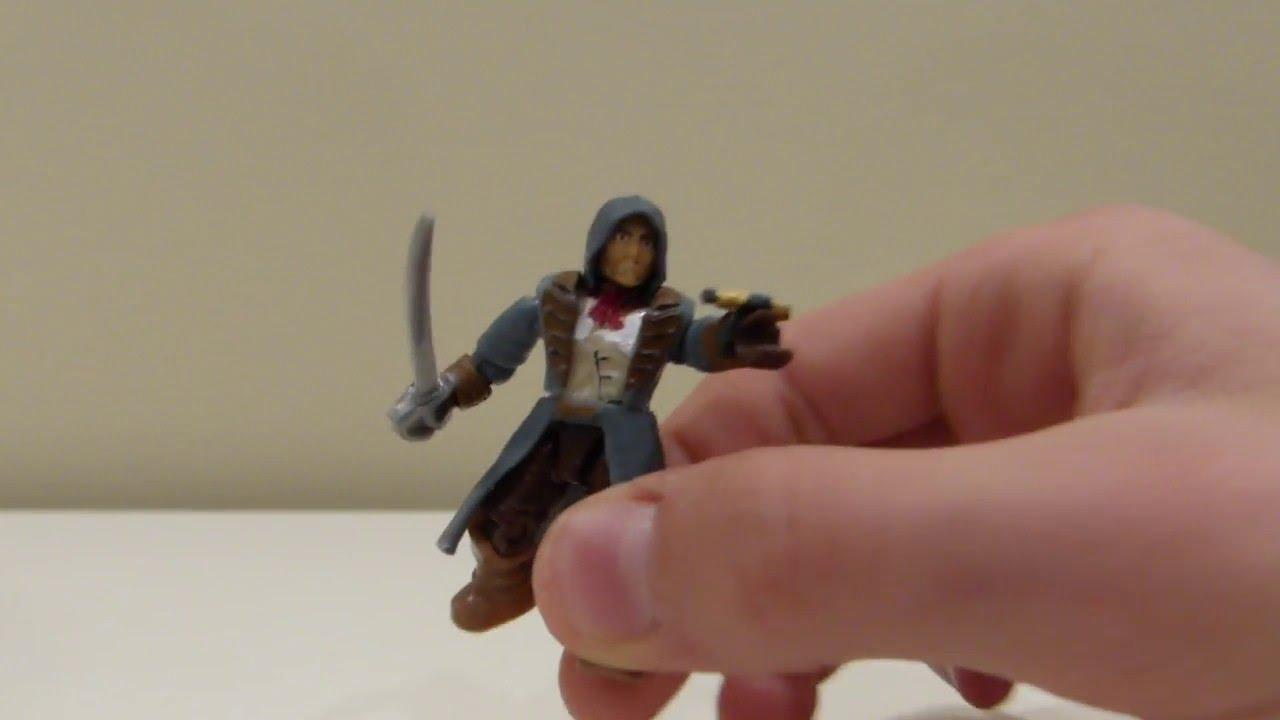 Arno Dorian Custom Mega Bloks Figure