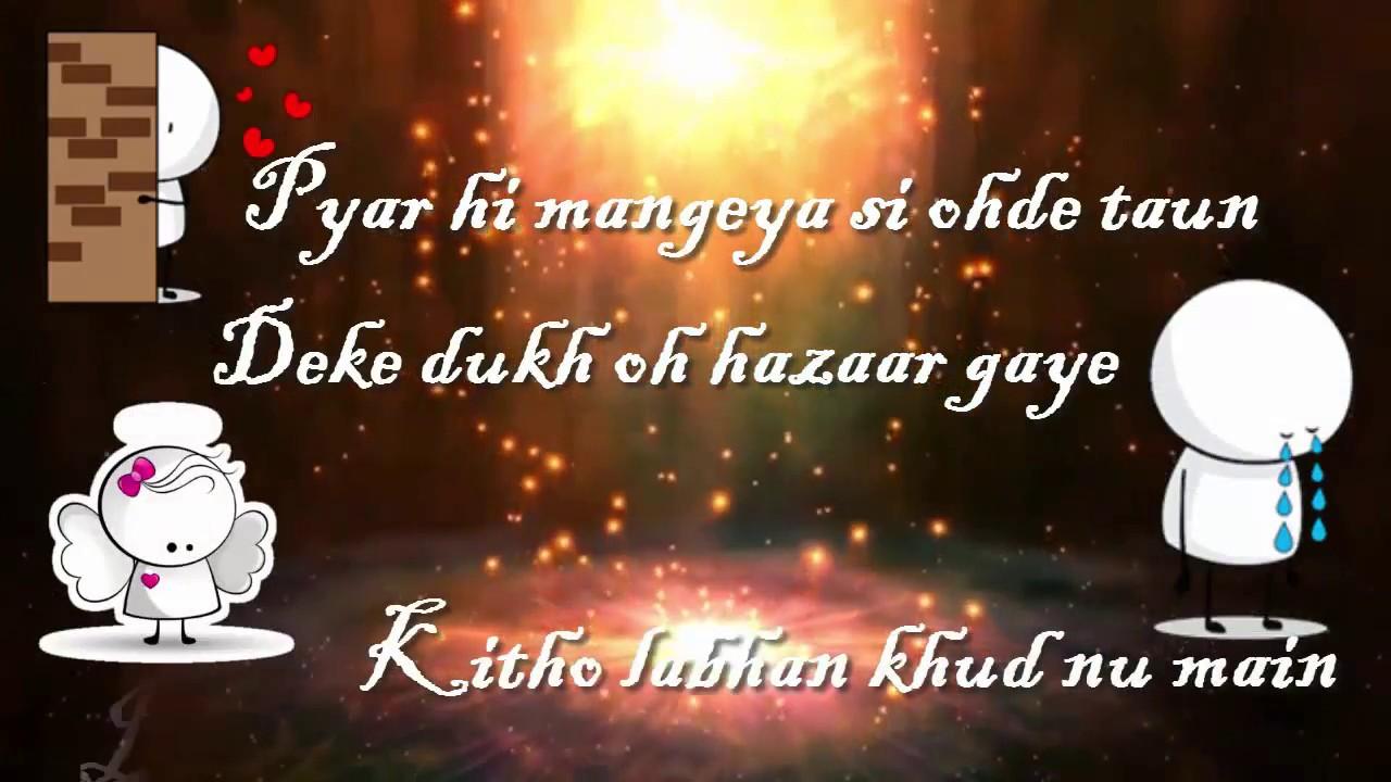 Sad Whats App Status video   Punjabi Sad Song Whatsapp ...