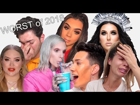 beauty guru's WORST & BEST moments in 2018