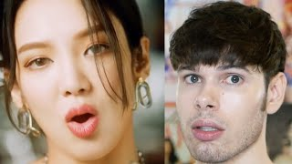 Download Reacting to HYO 'DESSERT (Feat. Loopy, SOYEON ((G)I-DLE)' MV