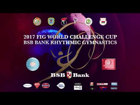 2017 FIG WORLD CHALLENGE CUP BSB BANK (Day 2)