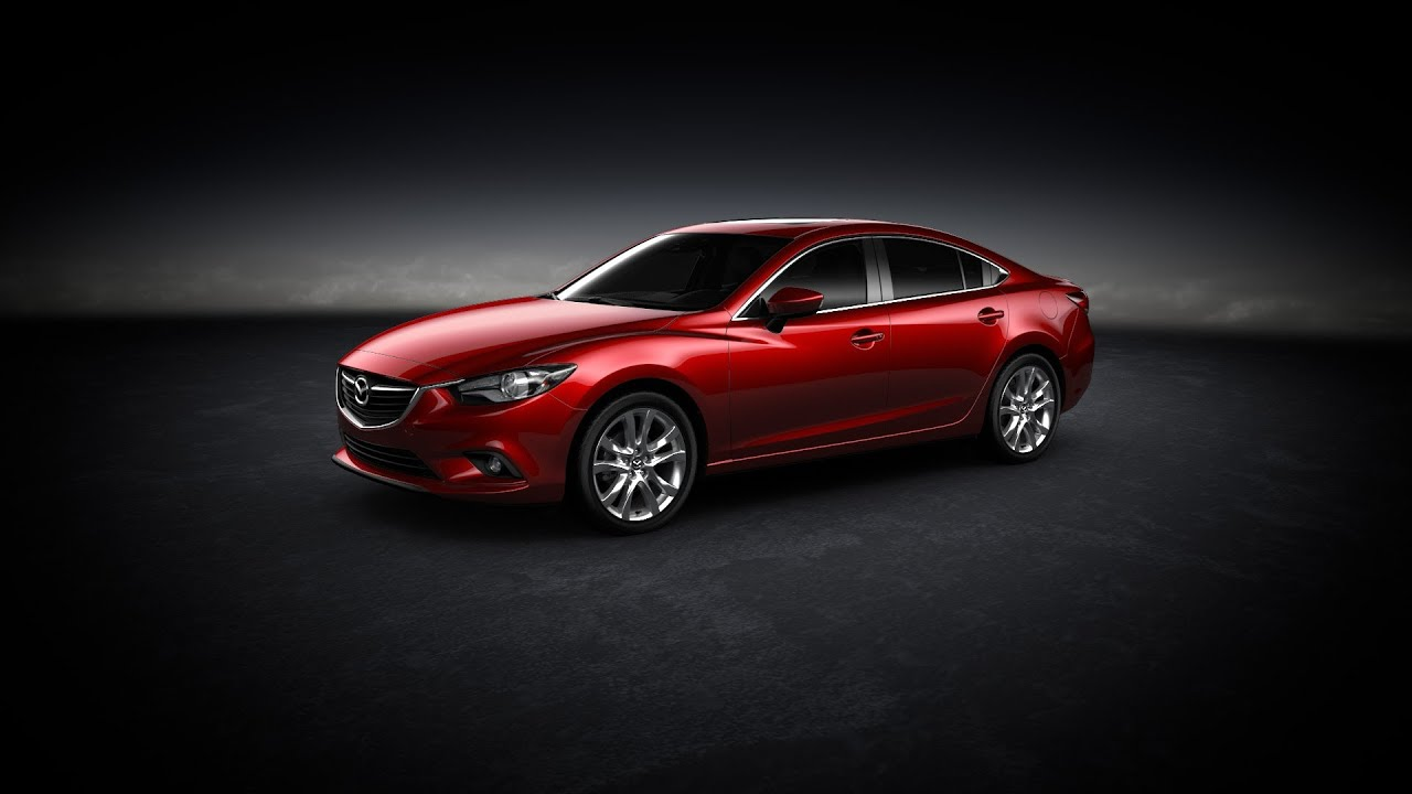 2015 new mazda 6 review mazda usa youtube. Black Bedroom Furniture Sets. Home Design Ideas