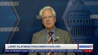 "Larry Klayman - AG Sessions Needs To ""Man Up"" and Do His Job"