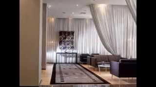 Ceiling curtain track by droppingtimber.com