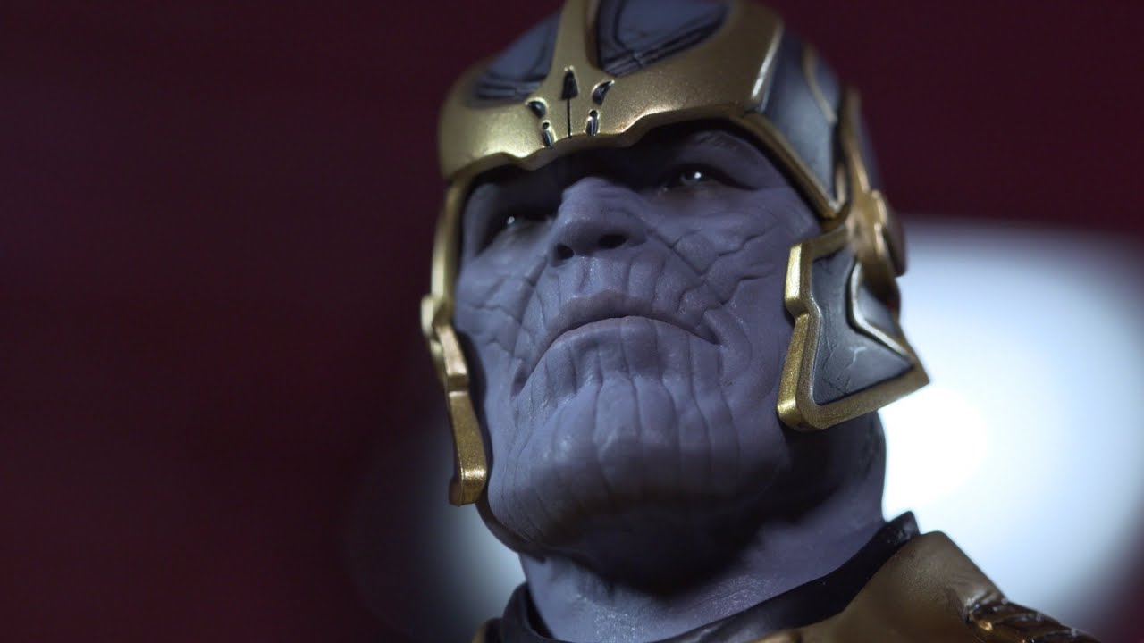Live Wallpaper In 3d Free Download This Hot Toys Thanos Is Huge Youtube