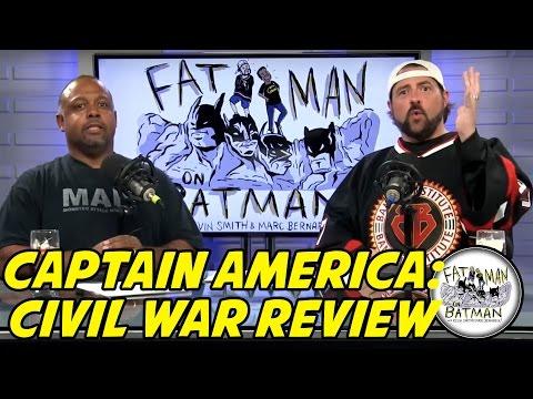 CAPTAIN AMERICA: CIVIL WAR REVIEW - FAT MAN ON BATMAN 045