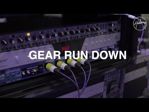 Keys Gear Rundown - No Other Name USA Tour