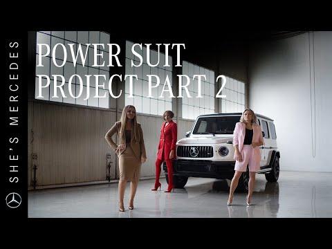 她的梅赛德斯动力套装项目探讨了每个女人如何不同地表达自己的力量,并庆祝个人风格如何放大从内部闪耀的信心。。有关更多信息,请访问www.mercedes-benz.ca/powersuit。