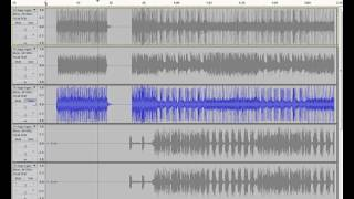 Tutorial: Mixing and Editing Multi-track OGG (.mogg) files with Audacity v1.3.14