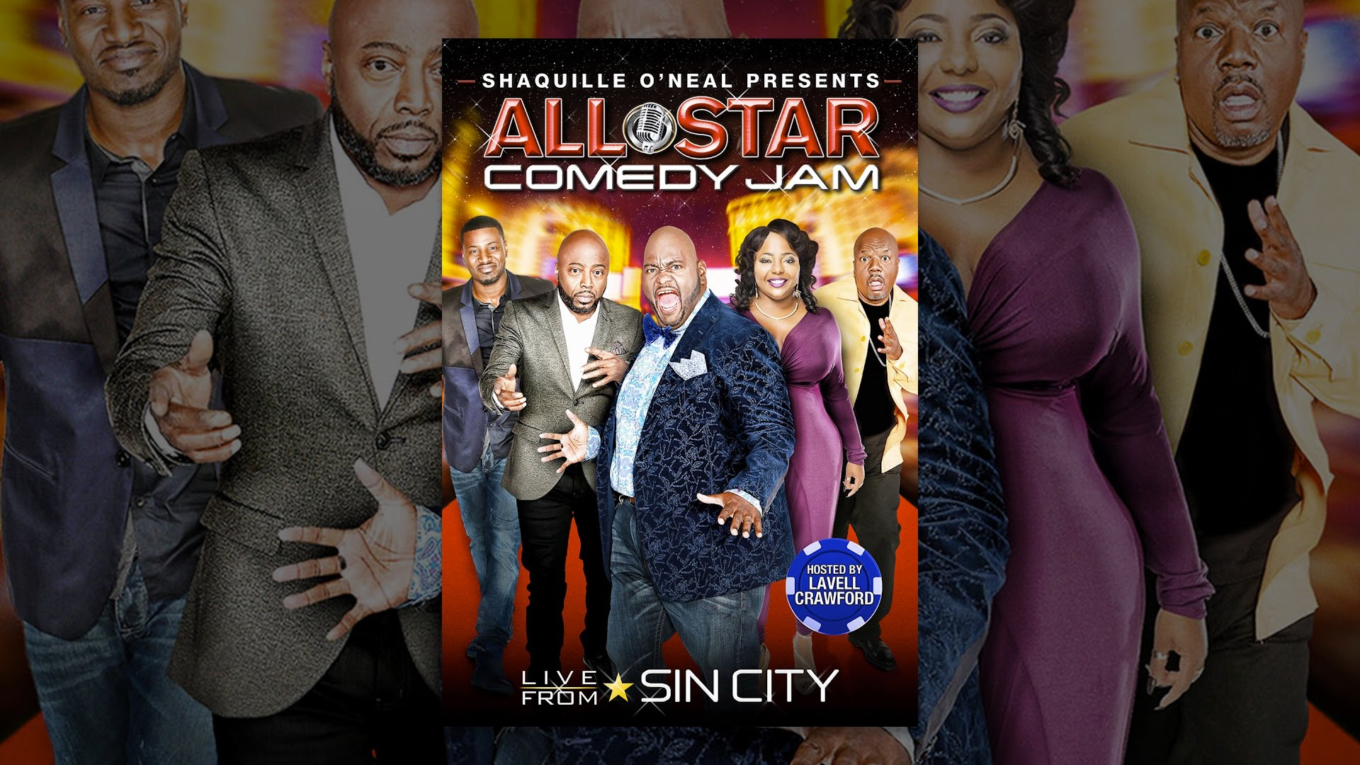 Shaquille O'Neal Presents: All Star Comedy Jam — Live from Sin City