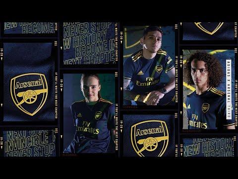 official photos ef807 53f22 Introducing the new Arsenal Third Jersey   adidas x Arsenal