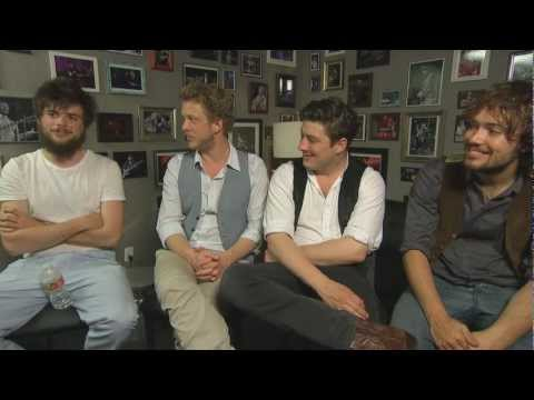 Mumford and Sons Interview 2011