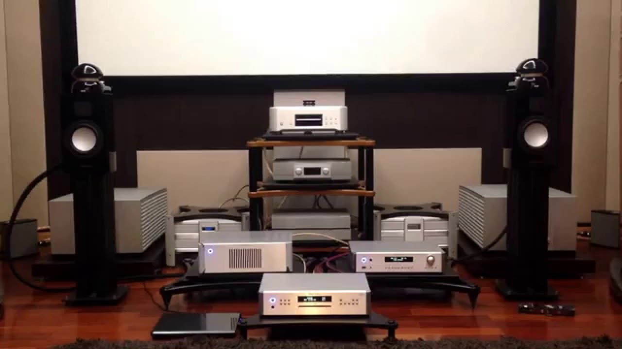 ROTEL RC-1570 + RB-1582MKII + ISOPON ARCONA-40