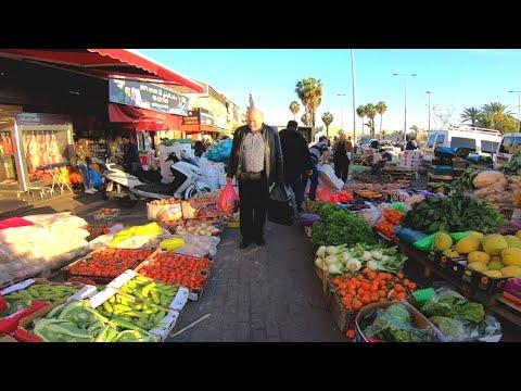 Walking Through the Streets of Jerusalem Unedited