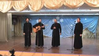 Ансамбль духовенства Ярославской епархии(Видео сайта http://www.svtihon.ru., 2012-12-28T18:05:53.000Z)