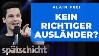 Alain Frei: Gute Ausländer, Schlechte Ausländer