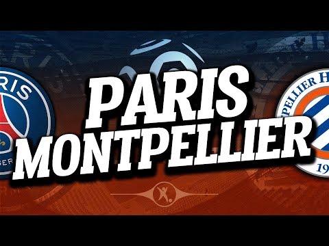 🔴 direct / live : psg - montpellier // club house ( paris - mhsc )