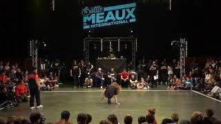 Playmo vs Leila   Finale Battle Bgirls du BATTLE DE MEAUX 2018