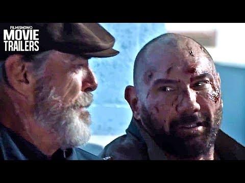 FINAL SCORE Trailer NEW (2018) - Dave Bautista, Pierce Brosnan Action Movie