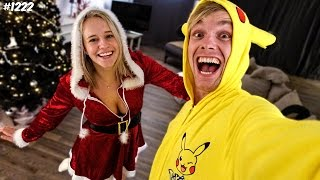 SEXY KERST OUTFIT! - ENZOKNOL VLOG #1222