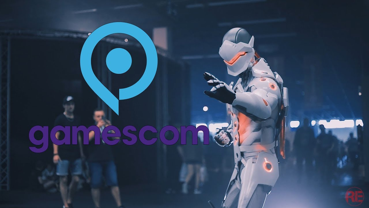 Косплей - Геймском 2017 | Gamescom 2017 Cosplay Showcase [DreamCreed]