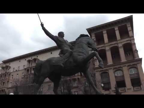 памятник Багратиону.Москва