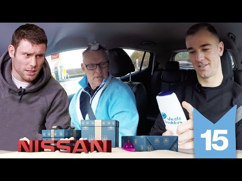 BORING JAMES MILNER RETURNS! Man City Advent 2015 | Day 15