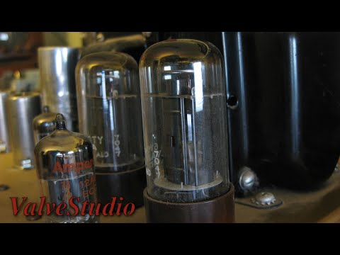 160421 Valve Studio - Denver Tubes, Lord Value, Nuclear Weapon Triggering And Transformers