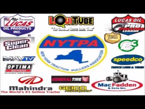 2017 NYTPA Tractor Pulls At The Great Schaghticoke Fair