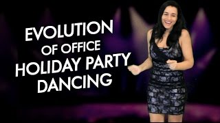 HOW TO DANCE AT YOUR OFFICE HOLIDAY PARTY // Sarah Cooper