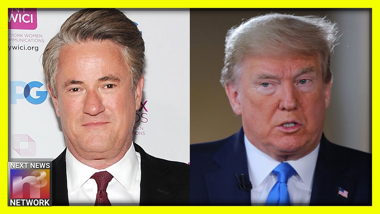 ZING! Trump Calls For MSNBC's Joe Scarborough To Be Investigated In Morning Tweetstorm