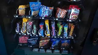 20180426 Mall of the Americas  elevator, escalator & vending machine