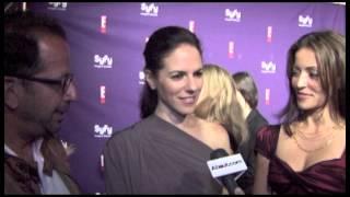 Anna Silk and Emmanuelle Vaugier Interview -